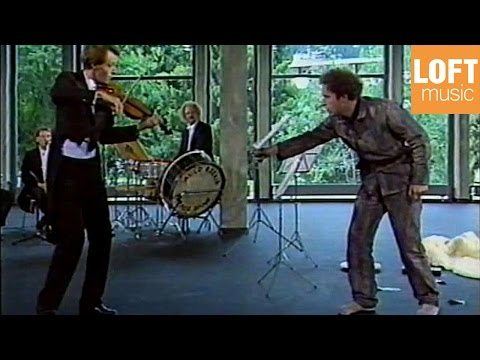 """Igor Stravinsky - The Soldier's Tale (a theatrical work """"to be read, played, and danced"""")"""