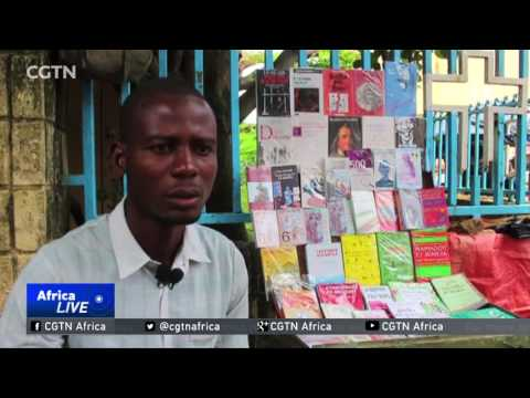 2017 World Book Capital: Conakry in Guinea recognized for investing in books and literacy