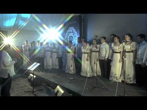APEC Summit 2015 Welcome Dinner hosted by Bataan Provincial Government Part 3 of 3