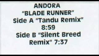 Andora - Blade Runner (Silent Breed Remix)