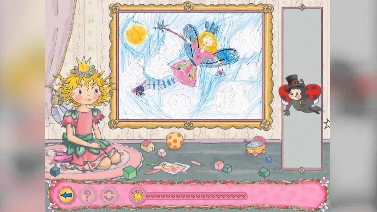 Princess Lilifi ойындары интернетте ойнайды
