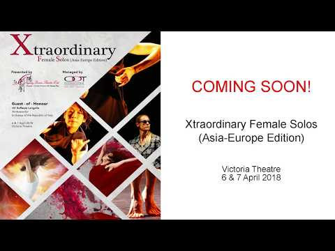 "Xtraordinary Female Solos (Asia-Europe Edition) - ""In Stillness"" by Won Kim (South Korea)"