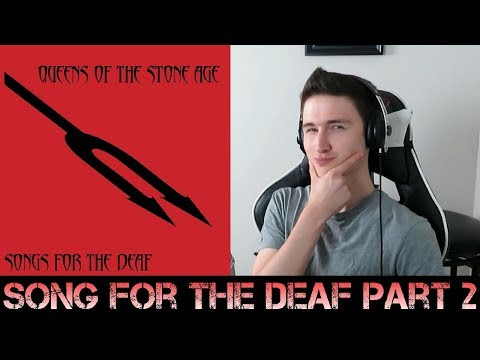FIRST REACTION to Queens of the Stone Age  Songs For The Deaf Part 2