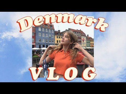 travel vlog: Copenhagen
