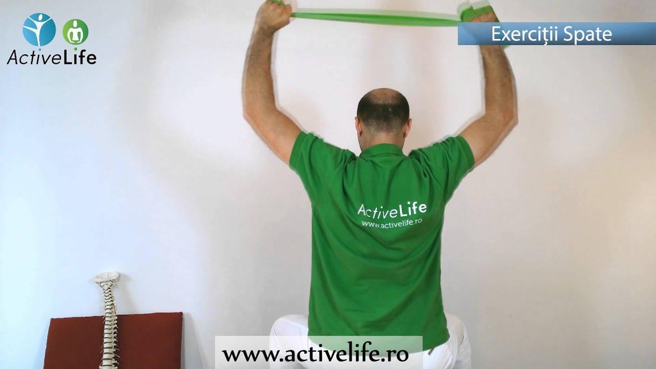 exerciții video pentru varicoză