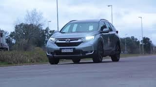 Test Drive Honda CRV