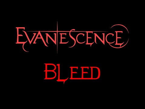 Evanescence - Bleed Lyrics (Demo)