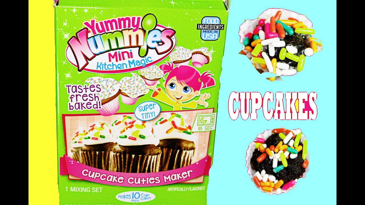 Yummy Nummies Nerdy Nummies Mini Cupcakes Food Cute Mini Sweet