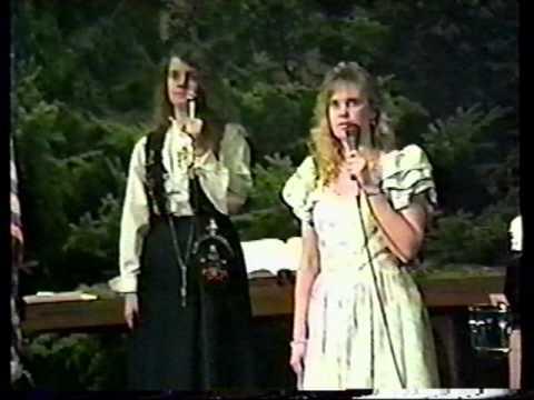Coventry Carol - Lully, Lullay, Thou Little Tiny Child - Christmas - 1991 HLA Choreliers