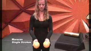Student Maraca Demonstration (from Beyond Basic Percussion)