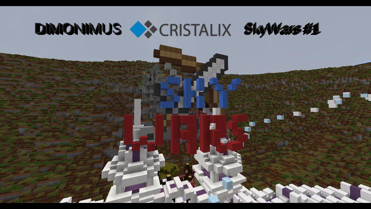 скачать сервер cristalix.ru майнкрафт #6