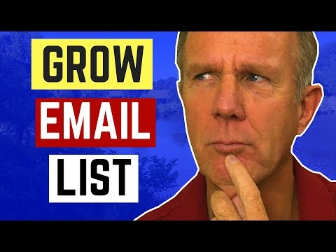 How To Grow Your Email List On YouTube