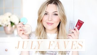 July Favourites | I Covet Thee, mist, powder, sheer tint, cream