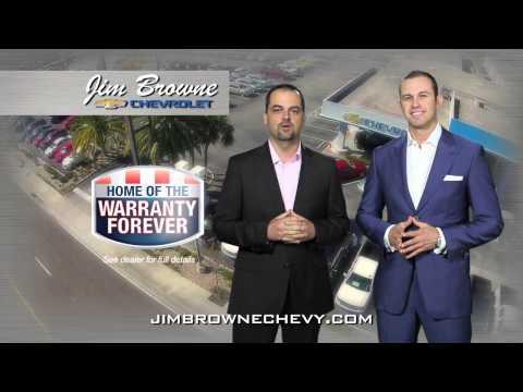 Jim Browne Chevrolet - Truck Month - 30 sec