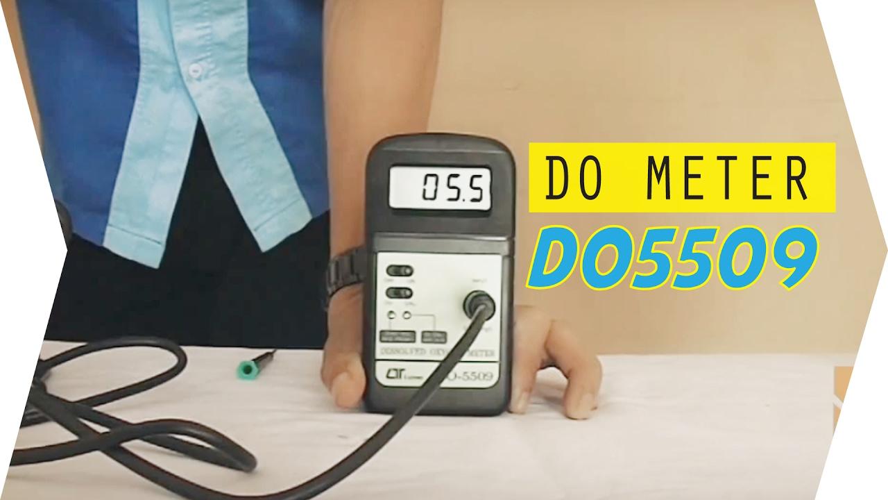 DO-5509 Oxygen Meter - (0281) 657 2222, CV. JAVA MULTI MANDIRI ...