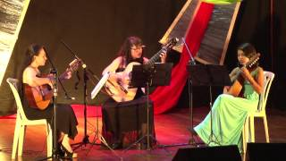 FESTIVAL UPB 2014 - Trío Instrumental Bachué  - Universidad Tecnológica de Pereira