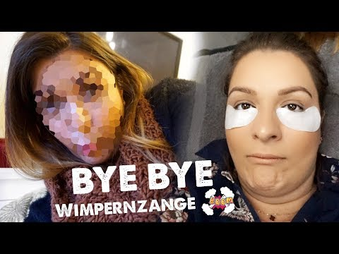NEU⚠️ Wimpernlifting statt Wimpernwelle / Ebru Ergüner