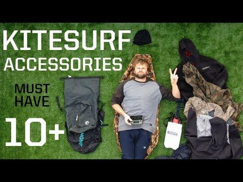 Must Have Kitesurf Accessories 2019