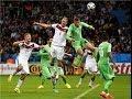 أهداف مباراة الجزائر ضد ألمانيا تعليق عصام الشوالي مونديال 2014 HD
