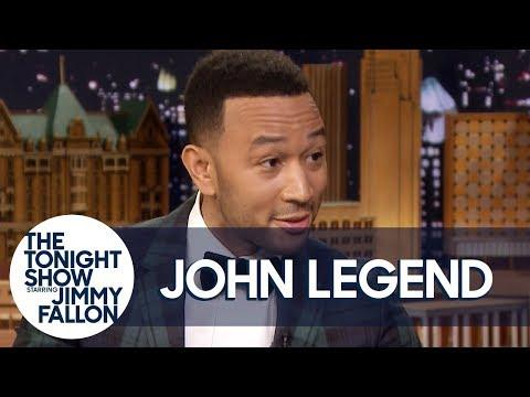 John Legend Got The Whole Family Involved For A Legendary Christmas