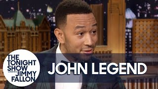 John Legend Got the Whole Family Involved for A Legendary Christmas