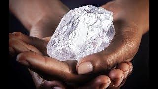 Алмаз - кровавая история тысячелетий