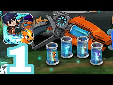 SLUGTERRA SLUG IT OUT 2 - Gameplay Walkthrough Part 1 IOS / Android - Infernus / Speedslinger /