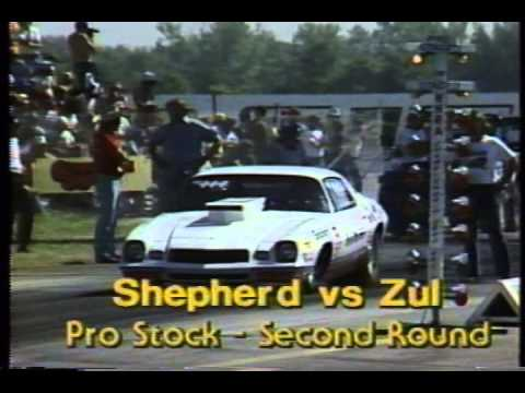 Drag Racing 1978 NHRA U.S. Nationals Indy Pro Stock Round 2