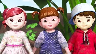 Kongsuni and Friends | The Tiny Spies | Kids Cartoon | Toy Play | Kids Movies | Videos for Kids