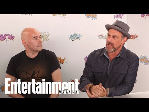 'Happy!' Star and Creator Tease Their Offbeat Syfy Series | SDCC 2017 | Entertainment Weekly