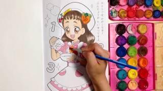 クッキンアイドルまいんちゃん な ひまりん♡キラキラ☆プリキュアアラモード Cure Custard Himari Arisugawa まいんちゃん 検索動画 23