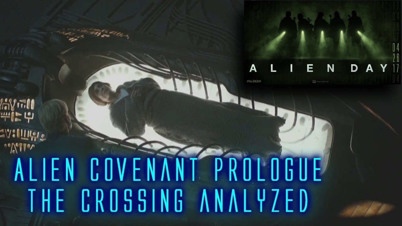 Alien: Covenant prologue film explains what happens right after Prometheus