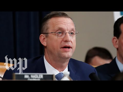 Douglas A. Collins Full Opening Statement At First Judiciary Impeachment Hearing