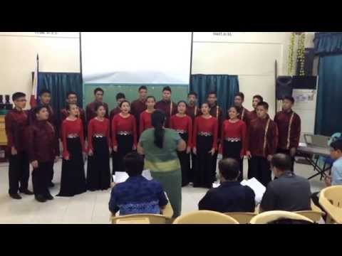 Take up your throne by the Shekinah Glory Christian Academy Large Ensamble