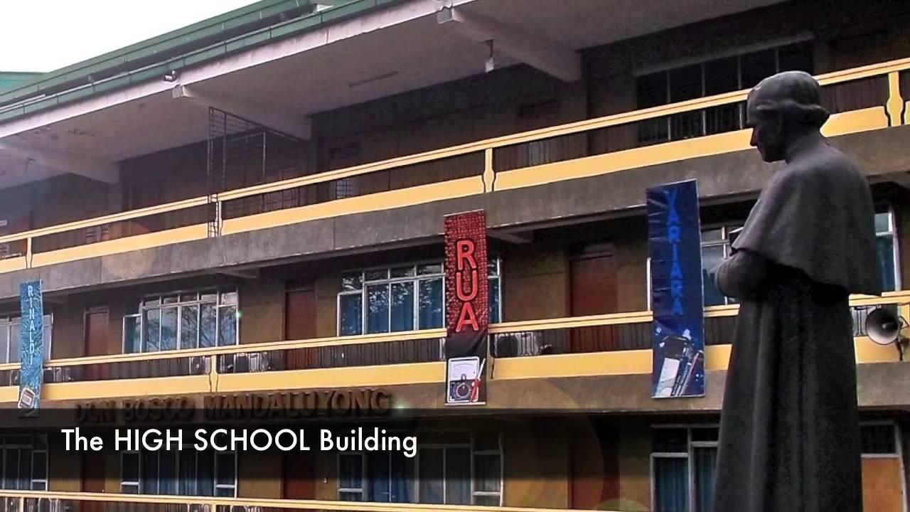 Collège Don Bosco: Don Bosco Technical College Mandaluyong