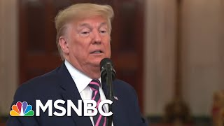 Lawrence: Prayer Breakfast Rant Shows Trump Doesn't Understand What Love Is | The Last Word | MSNBC