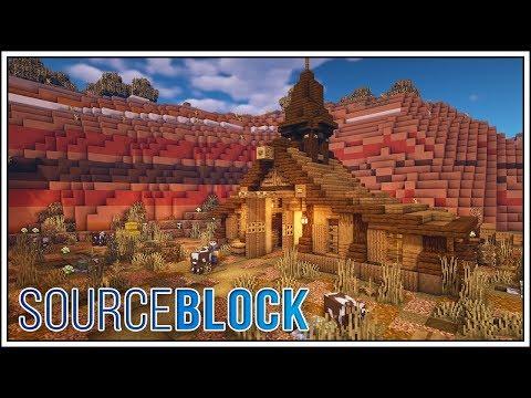 SourceBlock: Episode 12 - The Cattle Ranch!!! [Minecraft 1.14 Survival Multiplayer]