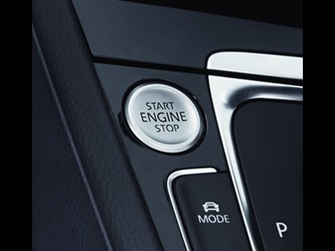 Pushing the Engine Stop Button while Driving - Volkswagen Golf (MK6 & MK7)