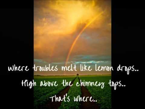 Somewhere over the Rainbow - M.Morrison
