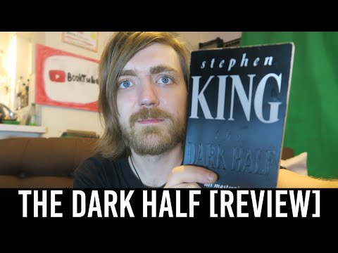 Stephen King - The Dark Half [REVIEW/DISCUSSION] [SPOILERS]