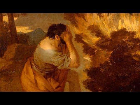 Homilia Diária.799: Terça-feira da 5.ª Semana da Quaresma - Jesus, sarça ardente de amor