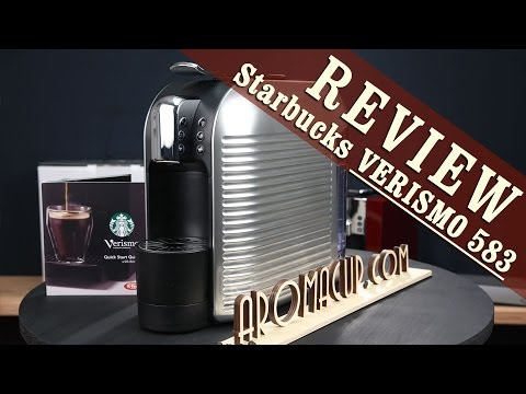 Verismo Coffee Maker Not Working : Starbucks Verismo 583 Review - YouTube