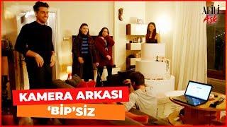 Afili Aşk Kamera Arkası (Bipsiz)