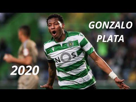 Gonzalo Plata 🇪🇨 2020 ● Sporting Lisboa   Skills, Assists, Goals.