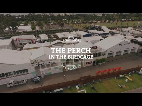 The Perch, Melbourne Cup Carnival 2016.