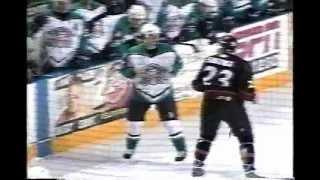 ahl cincinnati utah hockey fight sheldon brookbank vs mike siklenka 3 12 04