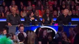 Australian Idol - Dicko Owns Harry Connick Jr    ( Hey Hey Its Saturday Raciest  )