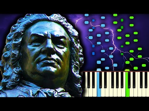 Bach's MOST TERRIFYING piece! (you will get chills)