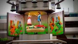 船橋駅からくり時計(親指姫)です 千葉/船橋市にある駅です 船橋駅ひろば...