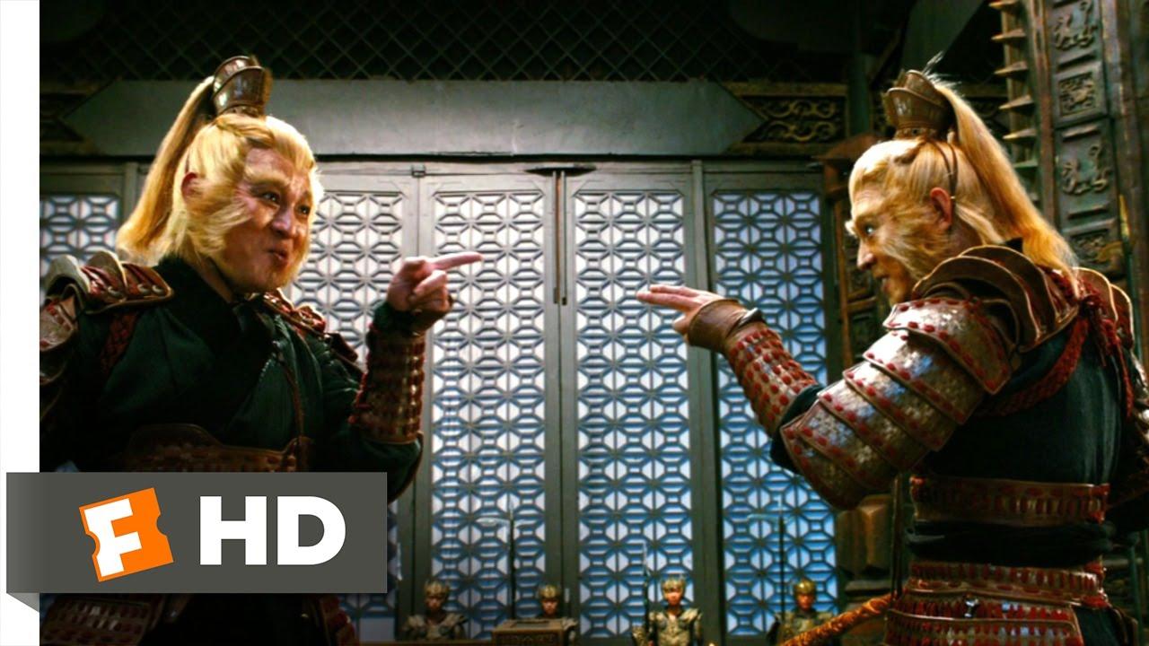 Download The Forbidden Kingdom (3/10) Movie CLIP - The Battle of Immortals (2008) HD